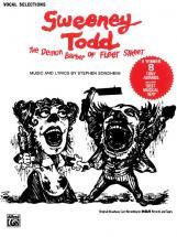 Sondheim Stephen - Sweeney Todd - Pvg