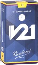 Vandoren V21 3 - Clarinette Mib