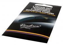Vandoren Pastilles Transparentes Protege Bec (0.35mm) - Vmc60 (10 X 6)