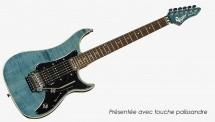 Vigier Excalibur Custom Hss Deep Blue + Etui