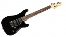 Vigier Excalibur Supra 7 Black + Etui