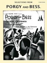 Gershwin George - Porgy And Bess - Voice And Piano