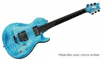 Vigier G.v. Wood P90 Stonewash Blue + Etui