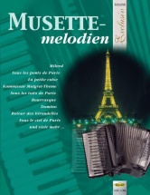 Musette-melodien - Accordeon