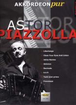 Piazzolla Astor - Akkordeon Pur Vol.1 - Accordéon