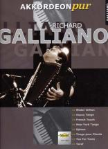 Galliano Richard - Akkordeon Pur - Accordéon