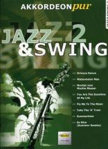 Jazz & Swing Akkordeon Pur Vol.2 - Accordéon