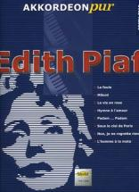 Piaf Edith - Akkordeon Pur - Accordéon