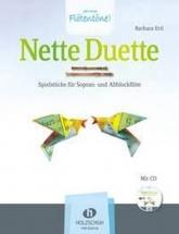 Ertl Barbara - Nette Duette - Flutes A Bec Soprano and Alto