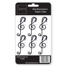 Vienna World Trombones Motif Clef De Sol - Par 6