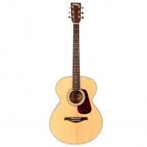 Vintage Guitars V300 Folk Natural
