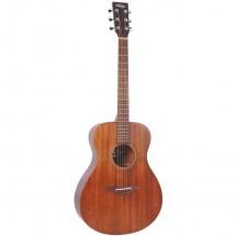 Vintage Guitars V300mh Folk Mahogany