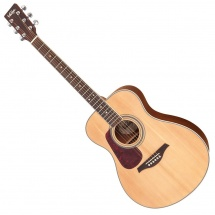 Vintage Guitars Lh-v300 Solid Top Nat