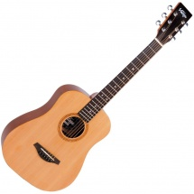 Vintage Guitars Lh-vtg100n Natural