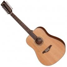 Vintage Guitars Lv501-12 Satin Natural