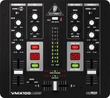 BEHRINGER VMX100 USB PRO MIXER TABLE DE MIXAGE DJ VMX100USB VMX 100 ZOPC