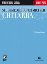 Leavitt William - Studi Melodico/ritmici Per Chitarra - Guitare