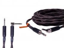 Vovox Sonorus Protect A Instrument Jack Coude/jack Asymetrique Blinde 3 5m