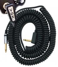 Vox Vcc90bk Cable Spirale Noir 9m