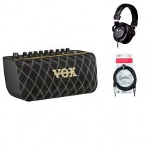 Vox Enceinte Active Guitare 2x25w + Bt + Casque + Cable