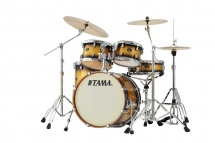 Tama Vp50rs-vgd - Silverstar Fusion 20 Vintage Gold Duco