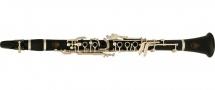 Sml Paris Vsm Clc100 Clarinette Serie Prime Ut, Resine Et Fibres