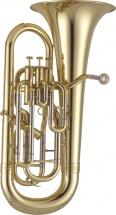 Sml Paris Vsm Eu50 Saxhorn Serie Euphonium 4 Pistons, Verni
