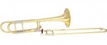 Sml Paris Vsm Tb500-bf Trombone Serie Barillet Sib-fa Complet Verni