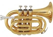 Sml Paris Vsm Tp50 Trompette Serie Pocket Vernie