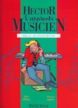 Debeda S./martin F. - Hector, L'apprenti Musicien - Vol.5