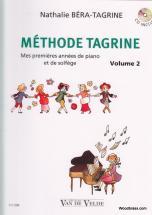 Bera-tagrine N. - Methode Tagrine Vol. 2 - Piano + Cd