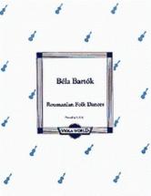 Bartok B. - Rumanian Folk Dances - Alto Et Piano