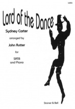 Carter Sydney - Lord Of The Dance - Satb Piano (arr. John Rutter)