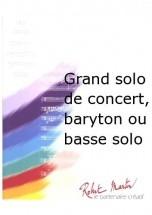 Watelle - Grand Solo De Concert, Baryton Ou Basse Solo