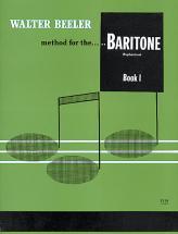 Beeler Walter - Trombone Book 1