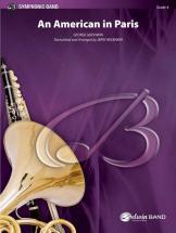 Gershwin George - American In Paris - Symphonic Wind Band