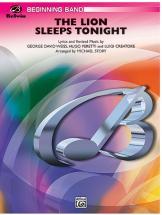Story Michael - Lion Sleeps Tonight - Symphonic Wind Band