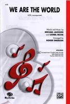 Emerson - We Are The World - Mixed Voices Satb