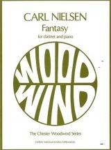 Nielsen C. - Fantasy - Clarinette Et Piano