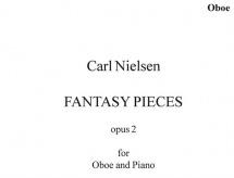 Fantasistykker Op. 2 - Oboe