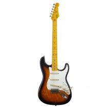 Whitfill Custom Guitars S 2 Tone Sunburst