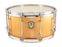 Worldmax Am-w7014msh - Caisse Claire 14 X 7 Stave Maple - Douves Erable