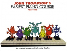 Thompson's Easiest Piano Course - Piano Solo