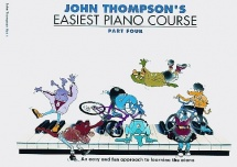 Thompson John - John Thompson Easiest Piano Course - Pt. 4 - Piano Solo