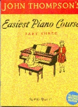 Easiest Piano Course Classic Edition Part 3 - Piano Solo