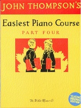 Easiest Piano Course Classic Edition Part 4 - Piano Solo