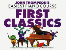 Thompson J. - First Classics - Piano