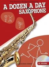 A Dozen A Day - Alto Saxophone