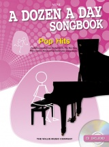 A Dozen A Day Pops Songbook Mini - Piano Solo
