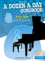 A Dozen A Day Songbook Pops - Piano Book 1 - Piano Solo